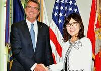 Mỹ ủng hộ Nhật hoạt động ở biển Đông
