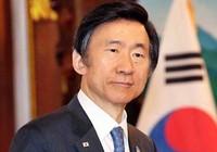 Bộ trưởng Ngoại giao Hàn Quốc sang Mỹ thuyết khách
