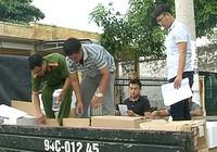 Bạc Liêu: Phát hiện lượng lớn thuốc thủy sản bị cấm lưu hành