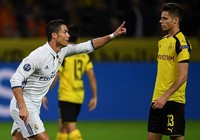 Đôi công hấp dẫn, Real và Dortmund chia điểm nhau