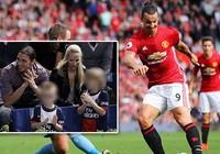 Theo chân Rooney,Ibrahimovic cho 2 con trai gia nhập MU
