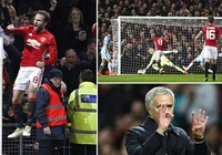 Man United 1-0 Man City: Tạm thoát khủng hoảng