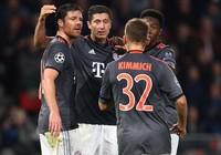Bayern,Arsenal cùng ngược dòng ngoạn mục trên sân khách