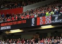 MU đăng lại clip hạ Arsenal 8-2, 'hút' 5 triệu lượt xem