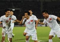 Clip: Công Vinh ghi bàn, Việt Nam thắng Myanmar 2-1
