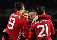 MU thắng tưng bừng, Arsenal thua sốc