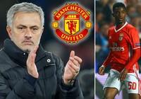 Manchester United chi tiền tấn mua hai sao Benfica