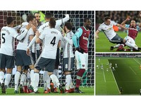 Mourinho 'cao tay', MU thắng trận thứ 6 liên tiếp
