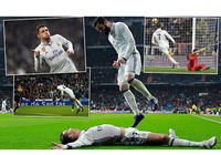 Barca bị trọng tài 'cướp' bàn thắng, Real tăng tốc