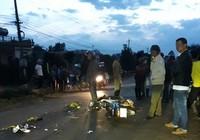 Xe máy chở một gia đình bị tông, 6 người trọng thương