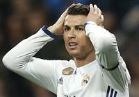 Ronaldo gặp 'hạn' dài nhất lịch sử ở Champions League