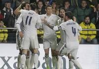 Real Madrid ngược dòng ngoạn mục trước Villarreal