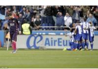 Barcelona thua sốc: Sau tưng bừng là thảm họa