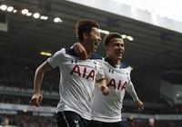 Sao Hàn lập hattrick,Tottenham chơi tennis với Millwall