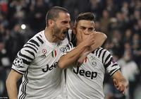 Thắng dễ Porto, Juventus vào tứ kết Champions League