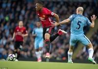 MU - Man City (0-0): Nhạt và chiếc thẻ đỏ!