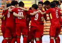 Hiệp 2 bùng nổ, U-22 Việt Nam thắng đậm U-22 Campuchia