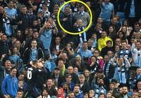 Ghi bàn cho Everton, cựu sao MU châm chọc fan Man City