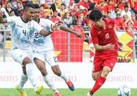 U22 VN 0-1 U22 Thái Lan: Phittiwat mở điểm (H2)