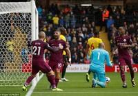 Man City 'chơi' tennis vượt mặt MU, Liverpool sẩy chân
