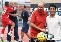 Bóng đá Việt Nam qua các đời HLV ngoại