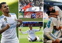Ngôi sao không ngờ giải cứu Real Madrid
