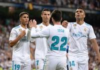 Nhờ Isco, Real Madrid thắng trận đầu tiên trên sân nhà