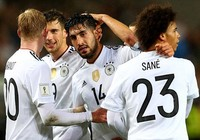 Đức lập kỷ lục, thêm đội có vé dự VCK World Cup 2018