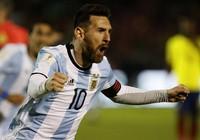 Messi thần thánh giải cứu đất nước Argentina