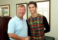 Liverpool mất Ronaldo vì quá keo kiệt và vì… Kewell