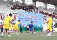 Khai mạc giải bóng đá học sinh Hà Nội