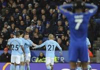 Man City thắng 10 trận liền: Chơi vậy chơi với ai?