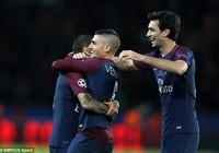 PSG phá kỷ lục ghi bàn ở Champions League