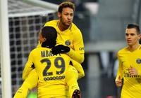 Bộ ba Neymar-Cavani-Mbappe cùng nổ súng, PSG vô đối