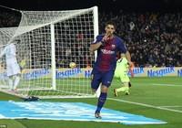 Messi hỏng phạt đền, Barcelona vẫn thắng đậm