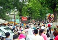 Hà Nội: Ngày nghỉ lễ, công viên chật cứng người