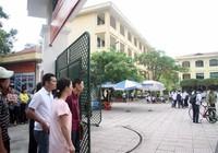 Chùm ảnh: 75.000 học sinh Hà Nội thi vào lớp 10