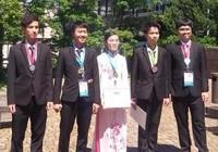 Việt Nam đoạt 2 huy chương vàng Olympic Vật lý quốc tế 2016