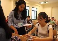 Không thu lệ phí với thí sinh thuộc 4 tỉnh bị ảnh hưởng vụ Formosa