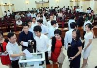Bộ GD&ĐT tổ chức lễ quyên góp ủng hộ người vùng lũ