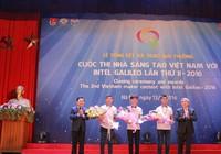 Tác phẩm nào đoạt giải cuộc thi 'Nhà sáng tạo Việt'?
