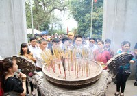 Mục tiêu '5 không' tại Lễ hội đền Hùng