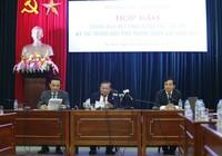 Bộ GD&ĐT họp báo sau kỳ thi THPT quốc gia 2017