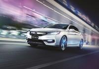 Honda Accord 2016 - chiến binh đam mê và hứng khởi