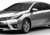 Toyota Corolla Altis 2016, mê hoặc đến từng đường nét