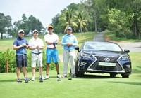 Lexus Việt Nam tài trợ chính cho Giải Golf Forbes Việt Nam 2016