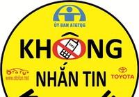 An toàn giao thông: Không nhắn tin khi lái xe