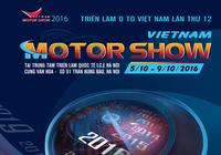 Triển lãm ô tô Việt Nam 2016 trở lại Hà Nội