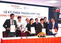 Toyota: 25 suất học bổng dạy nghề sửa chữa ô tô