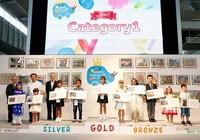 Học sinh Việt Nam đạt giải cuộc thi vẽ tranh quốc tế Toyota